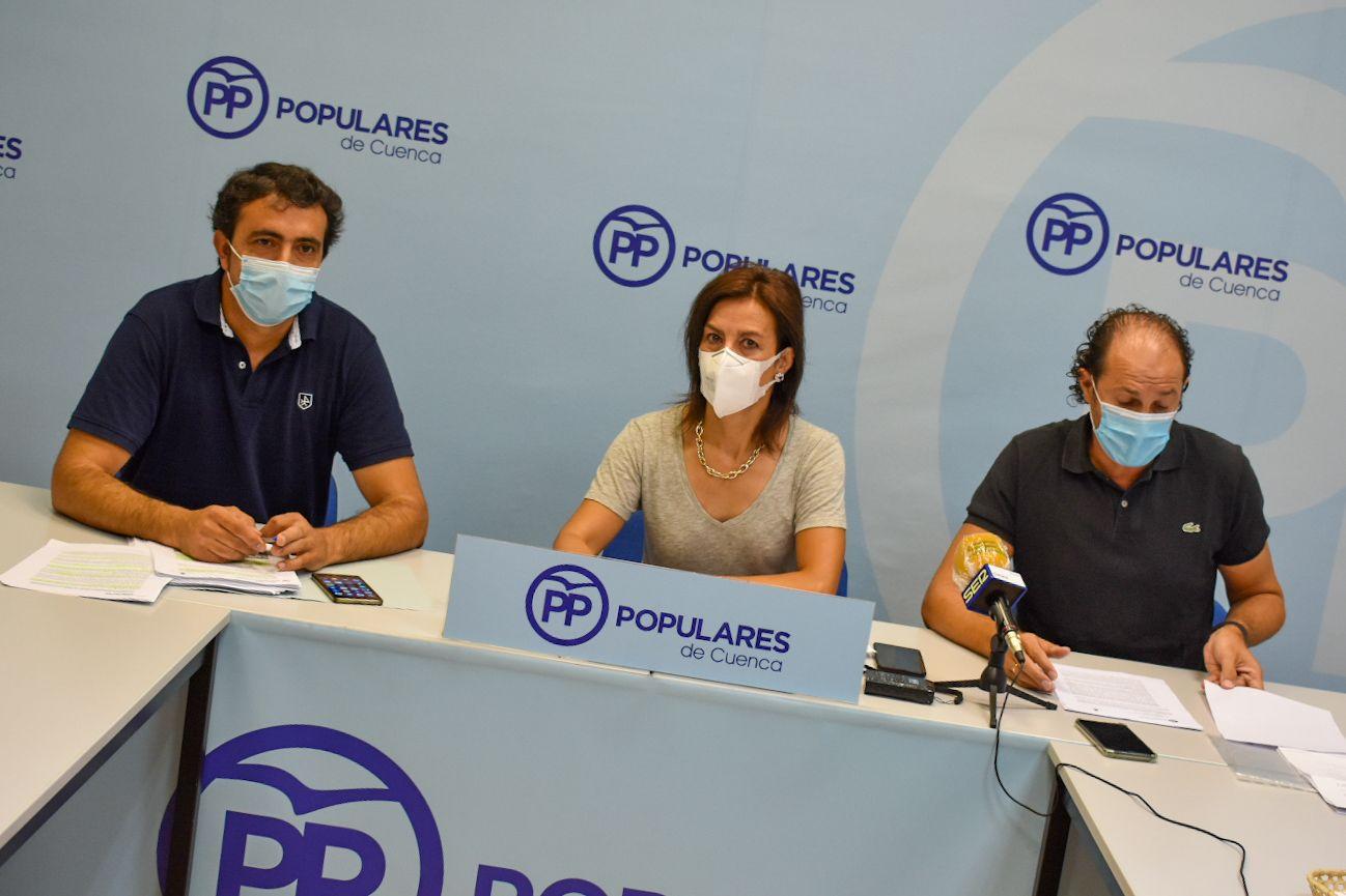El Grupo Popular acusa a Page nuevamente de mentir y ocultar los verdaderos datos del Nuevo Hospital