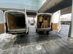 El Gobierno de Castilla-La Mancha ha distribuido más de 830.000 artículos de protección para profesionales sanitarios durante esta semana