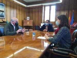 La Diputación de Cuenca aumenta la cuantía del convenio con Cáritas en un 11 por ciento hasta llegar a los 30.000 euros