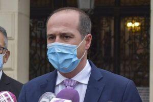 """El alcalde de Guadalajara hace un llamamiento a la responsabilidad para detener una nueva ola de contagios """"que no podemos soportar"""""""