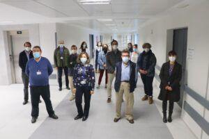 El Hospital Universitario de Toledo incorpora una nueva especialidad con el traslado de las consultas del servicio de Aparato Digestivo