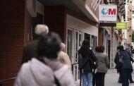 Sólo Madrid y País Vasco siguen en riesgo extremo por transmisión de coronavirusSólo Madrid y País Vasco siguen en riesgo extremo por transmisión de coronavirus