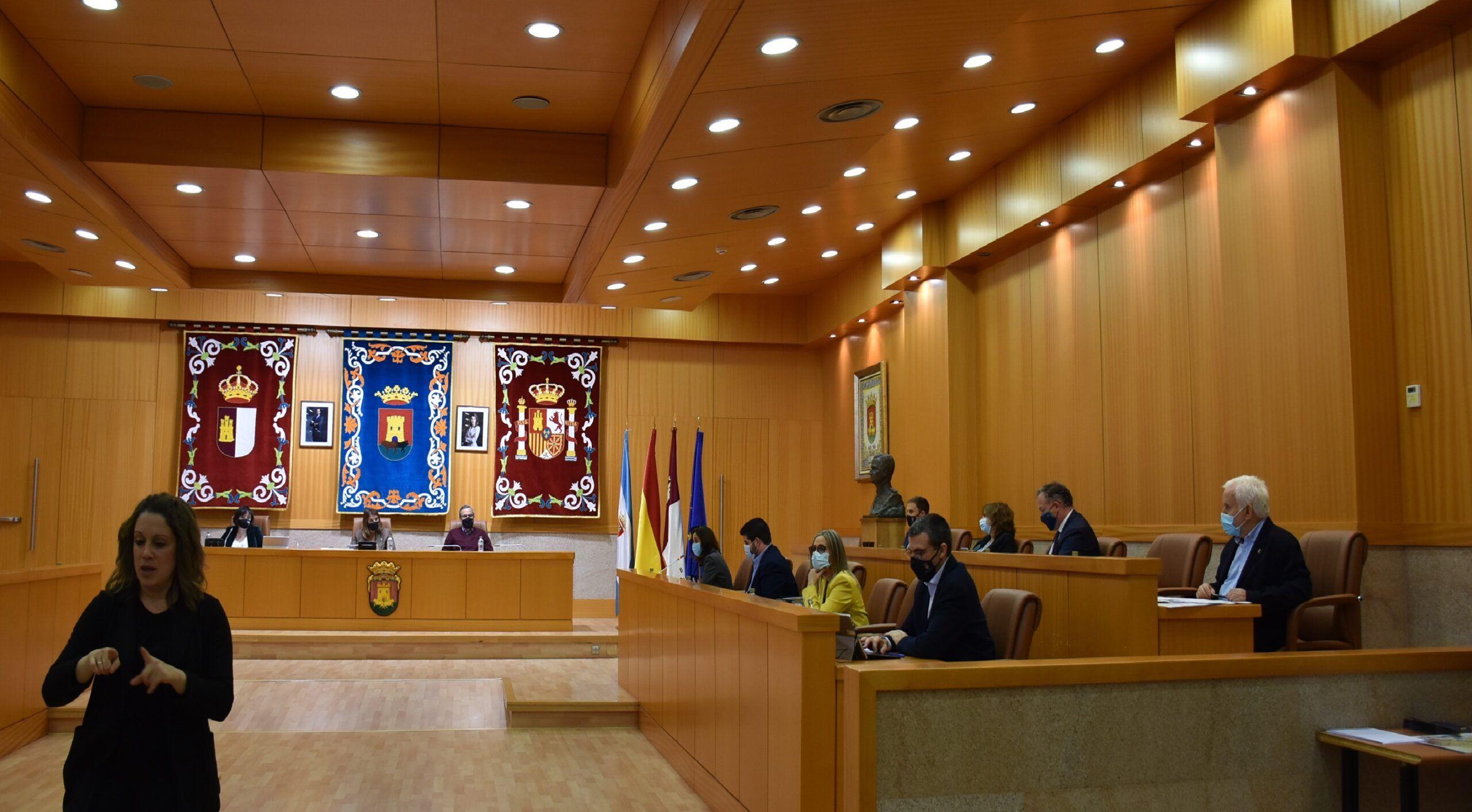 """El equipo de Gobierno llevará a Pleno una proposición para mostrar que el Ayuntamiento está """"en lucha permanente"""" contra la violencia de género"""