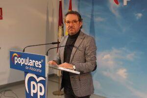 Antonio Martínez lamenta que García-Page no escuche a los sectores económicos más dañados por las medidas restrictivas anti covid-19