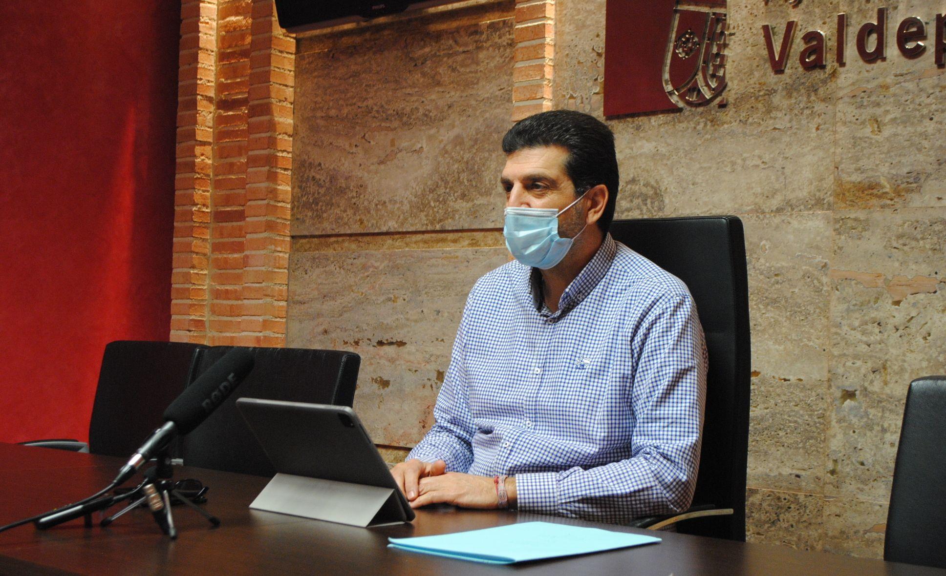 Valdepeñas invirtió el pasado año 5 millones de euros en Obras con la contratación de 350 personas