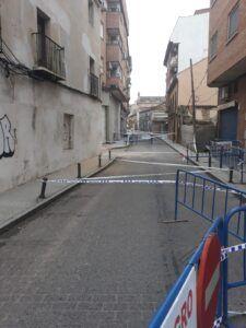 Urbanismo trabaja con la propiedad de la vivienda de la calle Carmen para que presenten en el menor plazo el proyecto de demolición parcial que mantenga los elementos catalogados