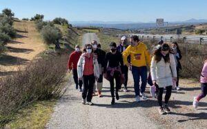 Cs Toledo propondrá a la Diputación que incluya nuevos caminos del entorno de Bargas en la Red de Senderos provinciales