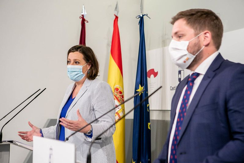 El Gobierno de Castilla-La Mancha inicia la gestión de las ayudas estatales a pymes y autónomos habilitando un crédito de cerca de 270 millones de euros