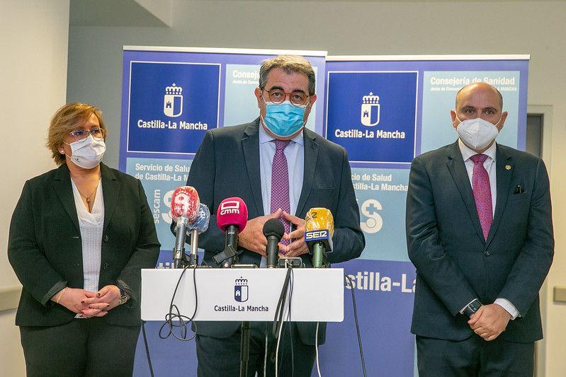 Todas las provincias de Castilla-La Mancha contarán con aceleradores lineales para el tratamiento oncológico