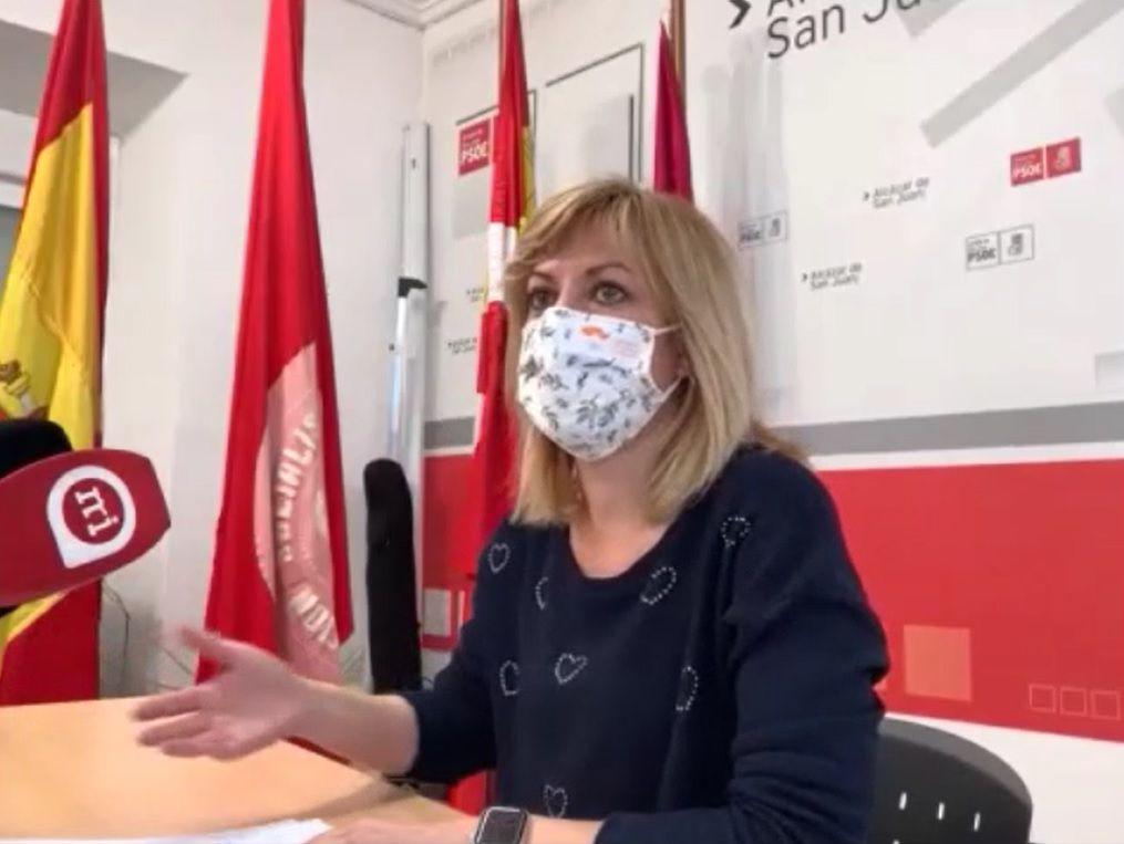 """Abengózar: """"C-LM cuenta a diario con nuevas medidas para atajar las necesidades económicas y de empleo que ha traído la pandemia"""""""