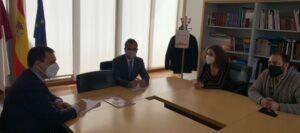 El Gobierno regional estudiará la petición para la apertura de un comedor escolar en el CEIP `Ramón y Cajal´ de La Puebla de Almoradiel