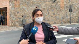Alonso muestra el apoyo del PP a los docentes de Toledo por la gran labor que están realizando desde el inicio de la pandemia