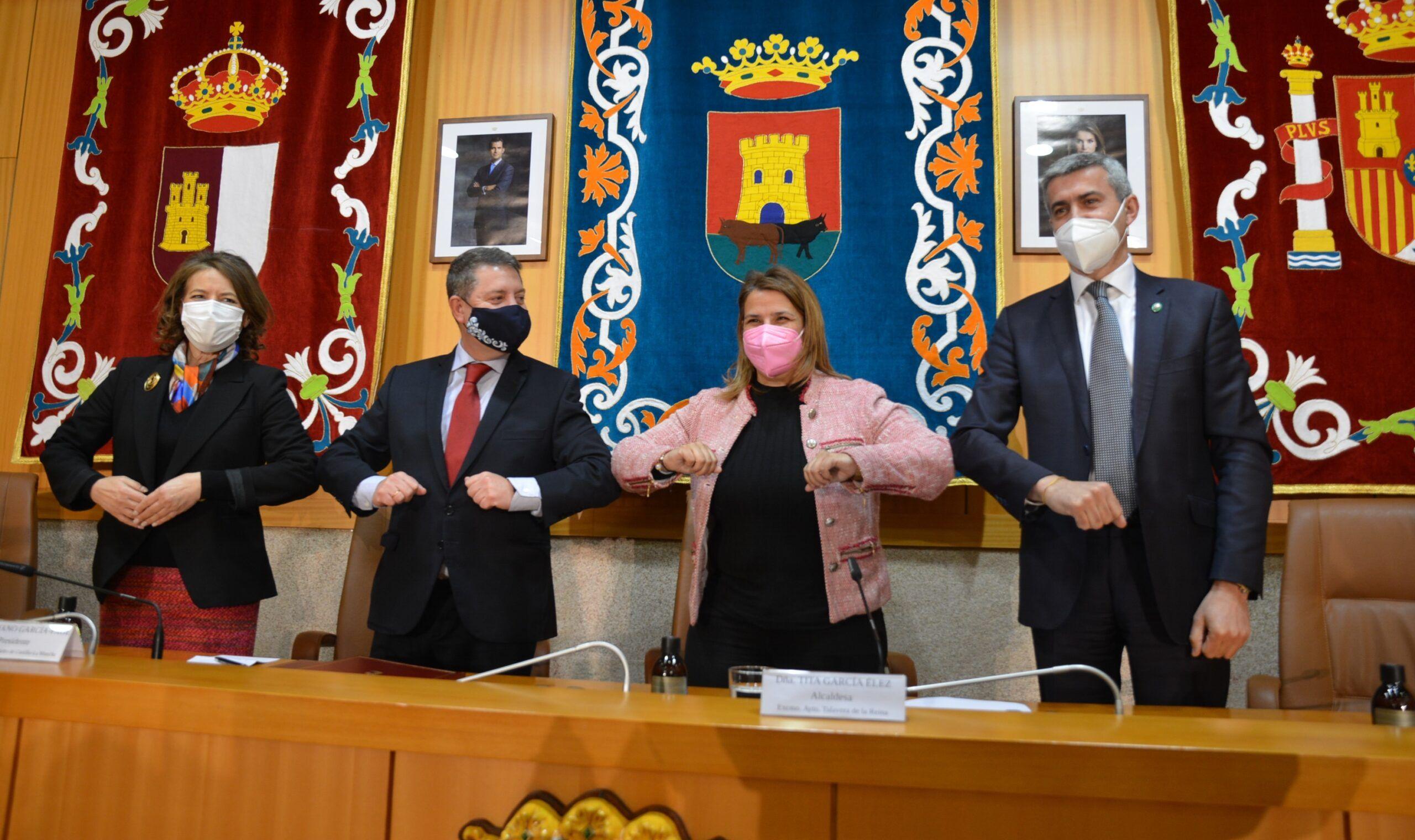 Álvaro Gutiérrez anuncia el incremento a 600.000 euros de las ayudas de este año para situaciones de vulnerabilidad infantil