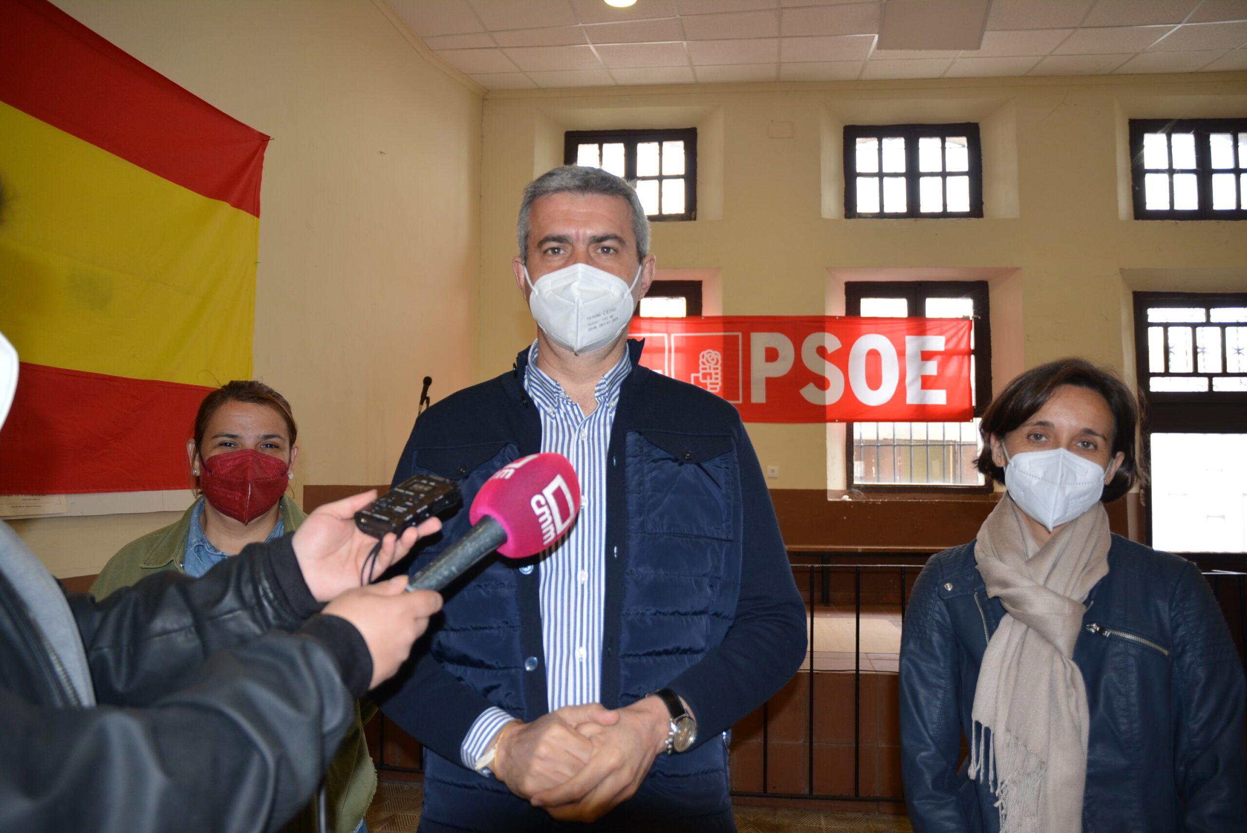 Álvaro Gutiérrez destaca que el Gobierno de Page está ocupado en lo importante y al lado de los ciudadanos y ciudadanas de la región