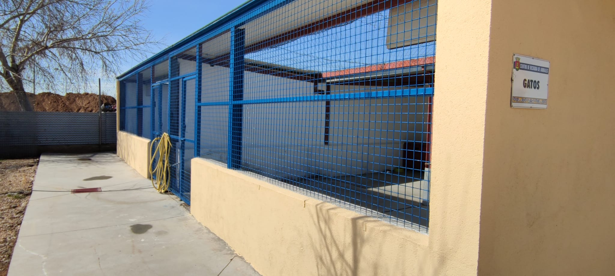 El equipo de Gobierno lleva a cabo una 'reforma integral' en el Centro Municipal de Acogida de Animales