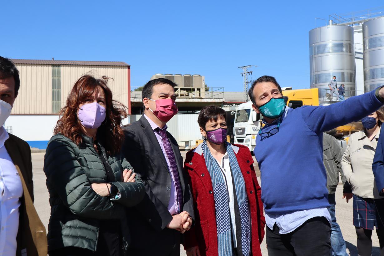 El Gobierno de Castilla-La Mancha impulsa la presencia de la mujer en el sector agroalimentario con políticas que fomentan la igualdad de género y ya dan sus frutos