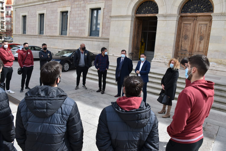 La Diputación de Cuenca volverá a ayudar con 80.000 euros al Club Balonmano Incarlopsa Cuenca en este 2021
