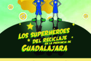 La Diputación inicia una campaña de concienciación sobre reciclaje entre escolares de la provincia