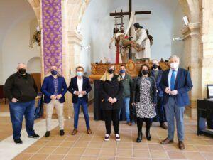 El portavoz del PP-CLM, Paco Cañizares, destaca el valor religioso y cultural de la Semana Santa de Tobarra