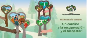 El Gobierno de Castilla-La Mancha conmemora en la provincia el Día Forestal Mundial con alumnos de Primaria de Carrión de Calatrava