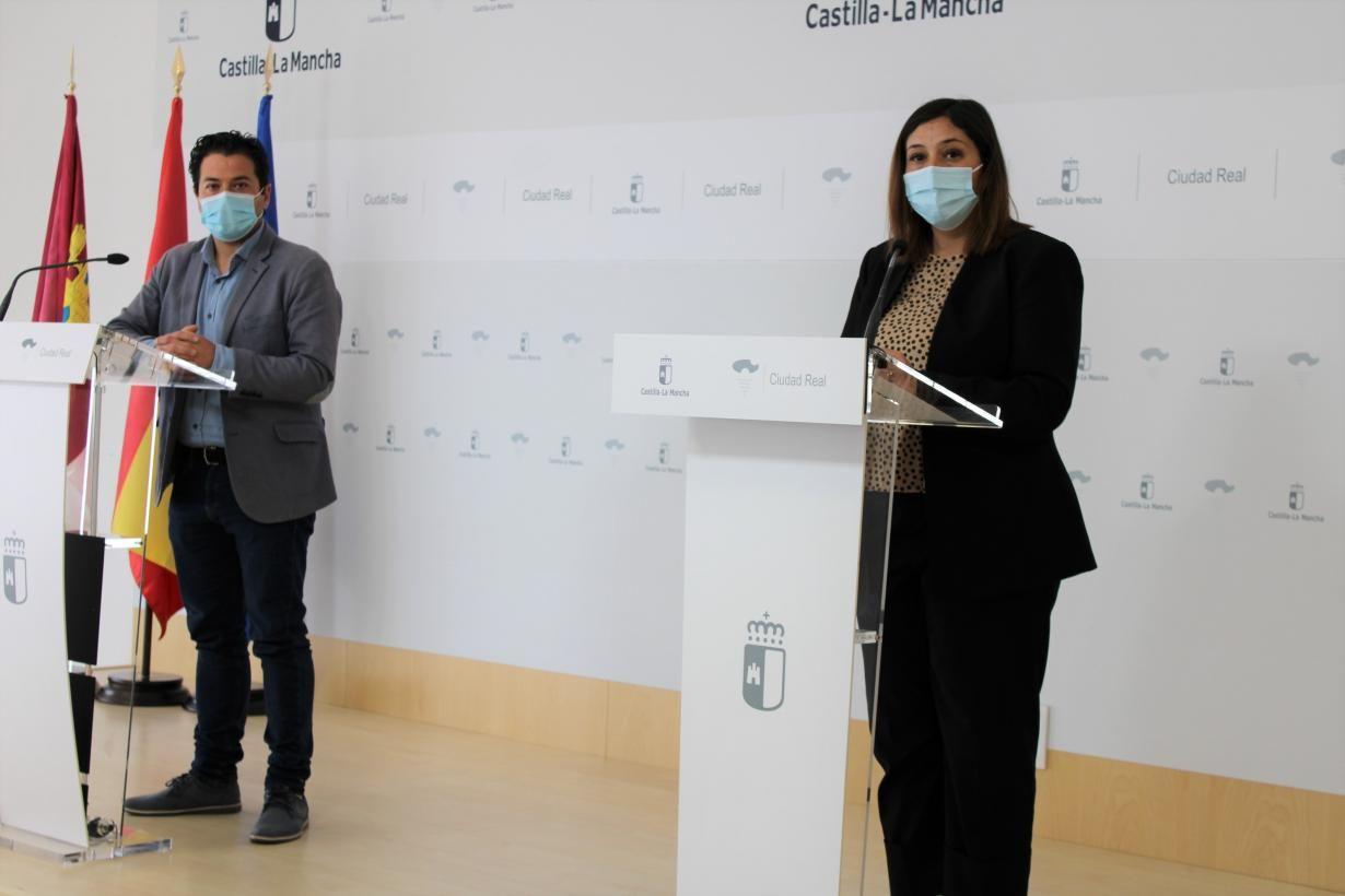 El Gobierno regional habilitará la primera planta del Museo de Ciudad Real como centro de interpretación del futuro geoparque 'Volcanes de Calatrava. Ciudad Real'