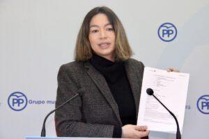 Alonso exige a Tolón que explique de forma urgente por qué ha utilizado los servicios jurídicos del Ayuntamiento para recurrir una multa personal