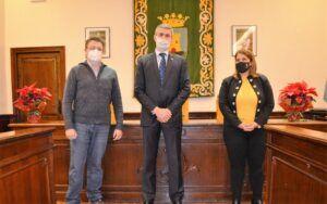 Álvaro Gutiérrez se suma al proyecto solidario de COCEMFE Talavera para ayudar a las personas con discapacidad