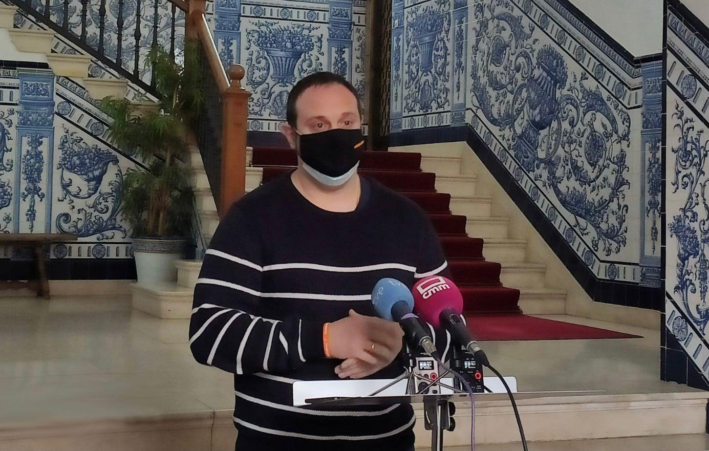 Cs propone un convenio entre Junta y Ayuntamiento para impulsar el proyecto de la plataforma logística en Talavera de la Reina