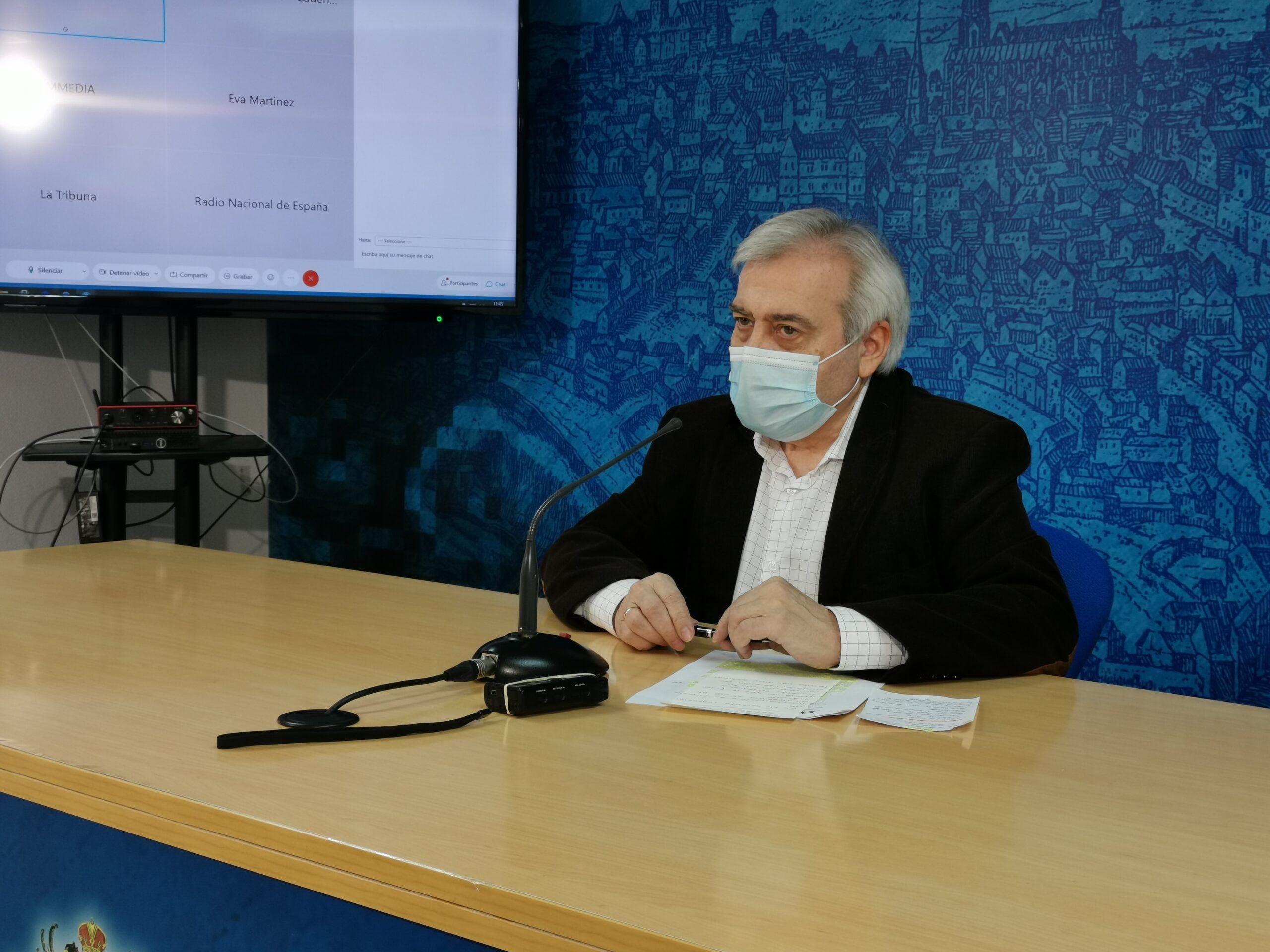 El Gobierno inicia la revisión del Platemun para mejorar la respuesta ante fenómenos meteorológicos como Filomena