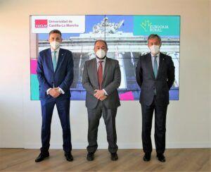 Eurocaja Rural y la UCLM asientan su colaboración para contribuir al desarrollo de la región