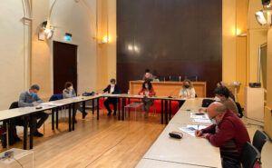 El Gobierno da cuenta en la Comisión de Medio Ambiente de las labores que continúan para recuperar el arbolado tras Filomena