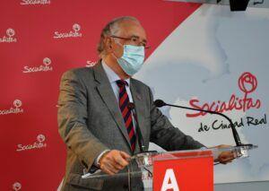 El PSOE provincial de Ciudad Real valora el ritmo de vacunación de la región y las medidas aplicadas para doblegar la curva del COVID`19