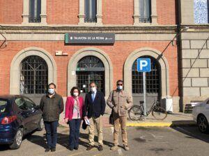 El PP provincial alega al estudio del AVE para que el Gobierno de Sánchez potencie las mercancías a su paso por Talavera