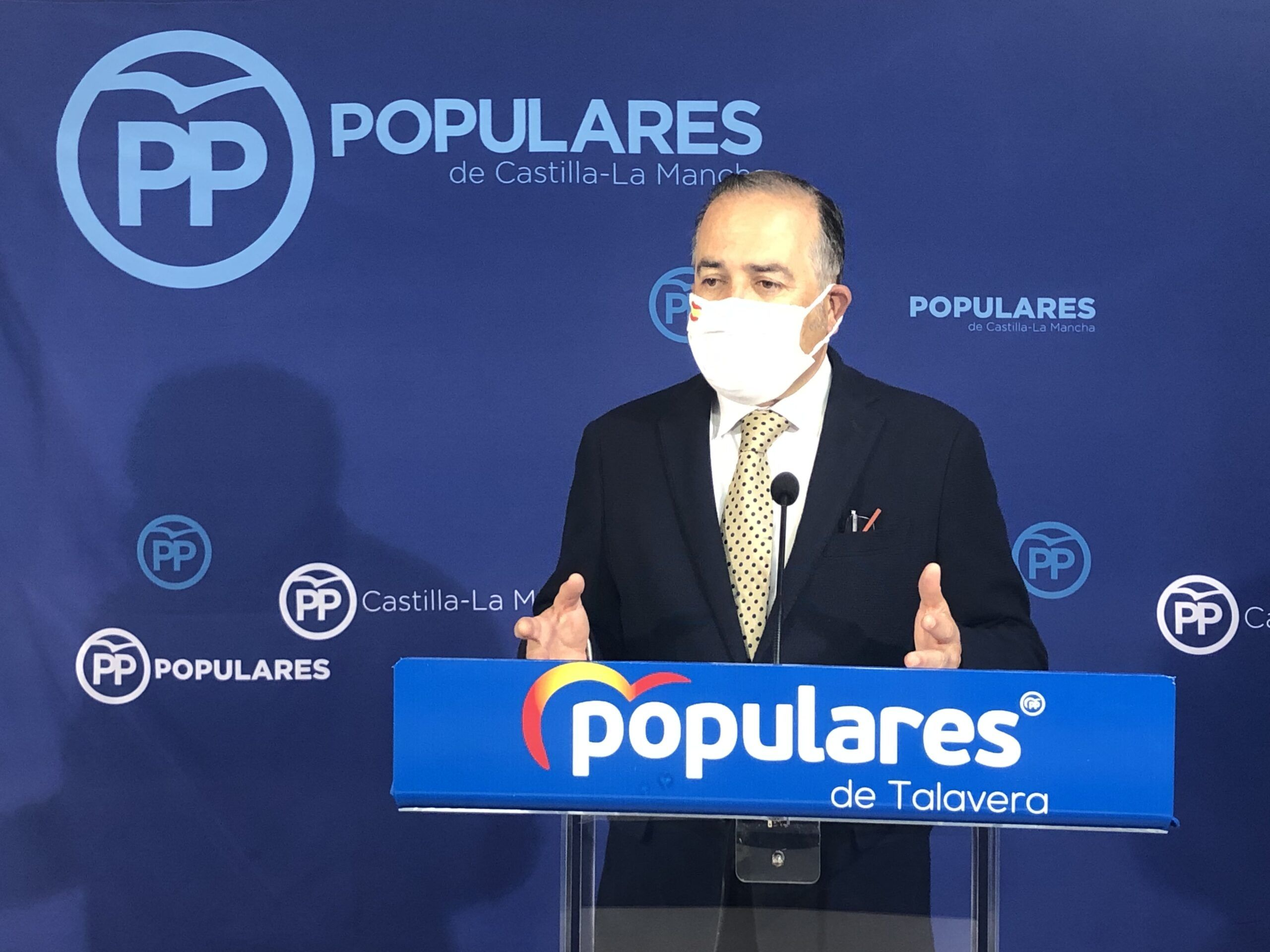 El PP critica que Sánchez y Page abandonan a los sectores estratégicos de la economía regional al dejarlos sin ayudas