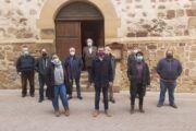 El Gobierno de Castilla-La Mancha informa en Molina de Aragón que la fibra óptica llegará a 90 nuevos pueblos y pedanías de la comarca a lo largo del año que viene