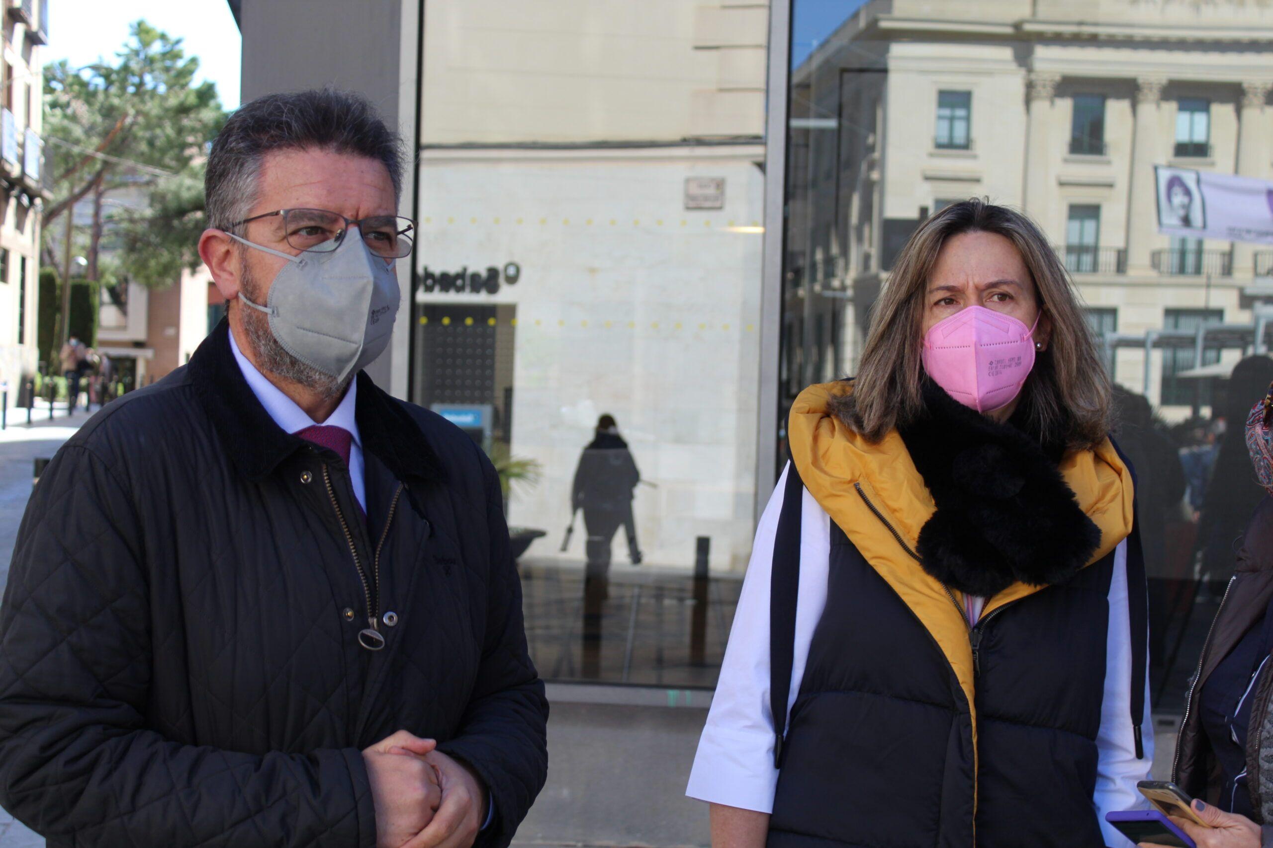 """Guarinos: """"La pandemia nos ha permitido conocer al verdadero Page quien ha demostrado falta de sensibilidad con las personas y de capacidad en la gestión"""""""