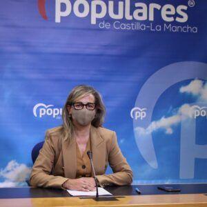 Merino denuncia que el Gobierno socialista con `el silencio cómplice de Page´ excluye a los agricultores y al sector del vino de las ayudas de los fondos europeos, pero sí tiene dinero para rescatar los aviones de Maduro en Venezuela