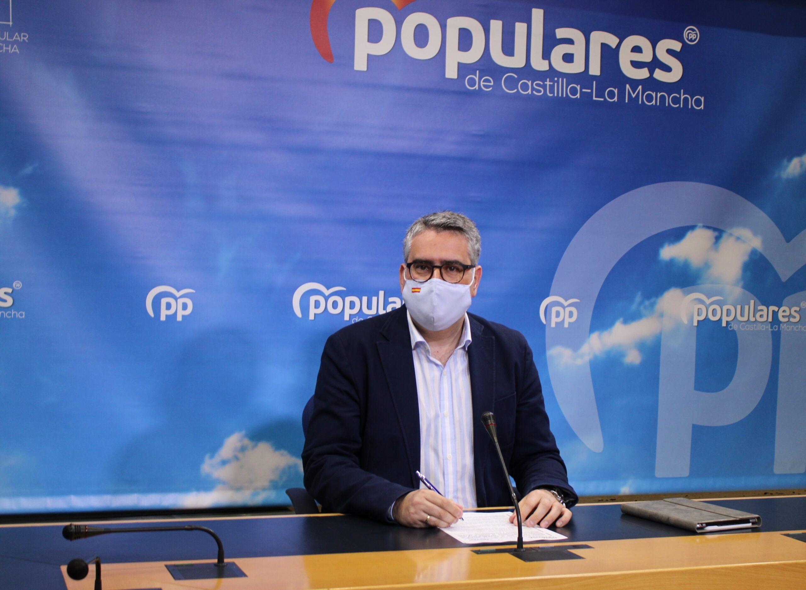 Rodríguez lamenta que el PSOE de Page esté más preocupado en intentar `obstaculizar´ la labor de oposición del PP-CLM que en resolver los problemas de los castellano-manchegos