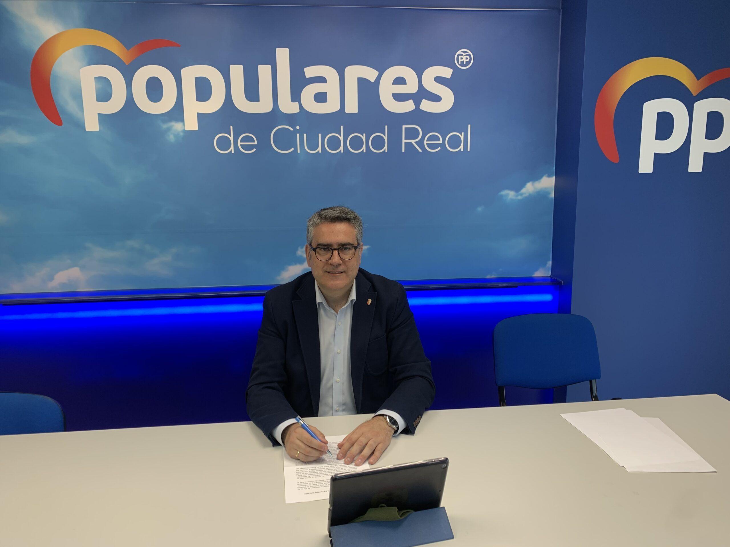 """Miguel Ángel Rodríguez : """" La peor pandemia que está sufriendo Castilla-La Mancha se llama PSOE"""""""