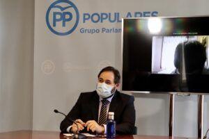Núñez reclama que los Fondos Europeos sean una oportunidad para potenciar el deporte en Castilla-La Mancha