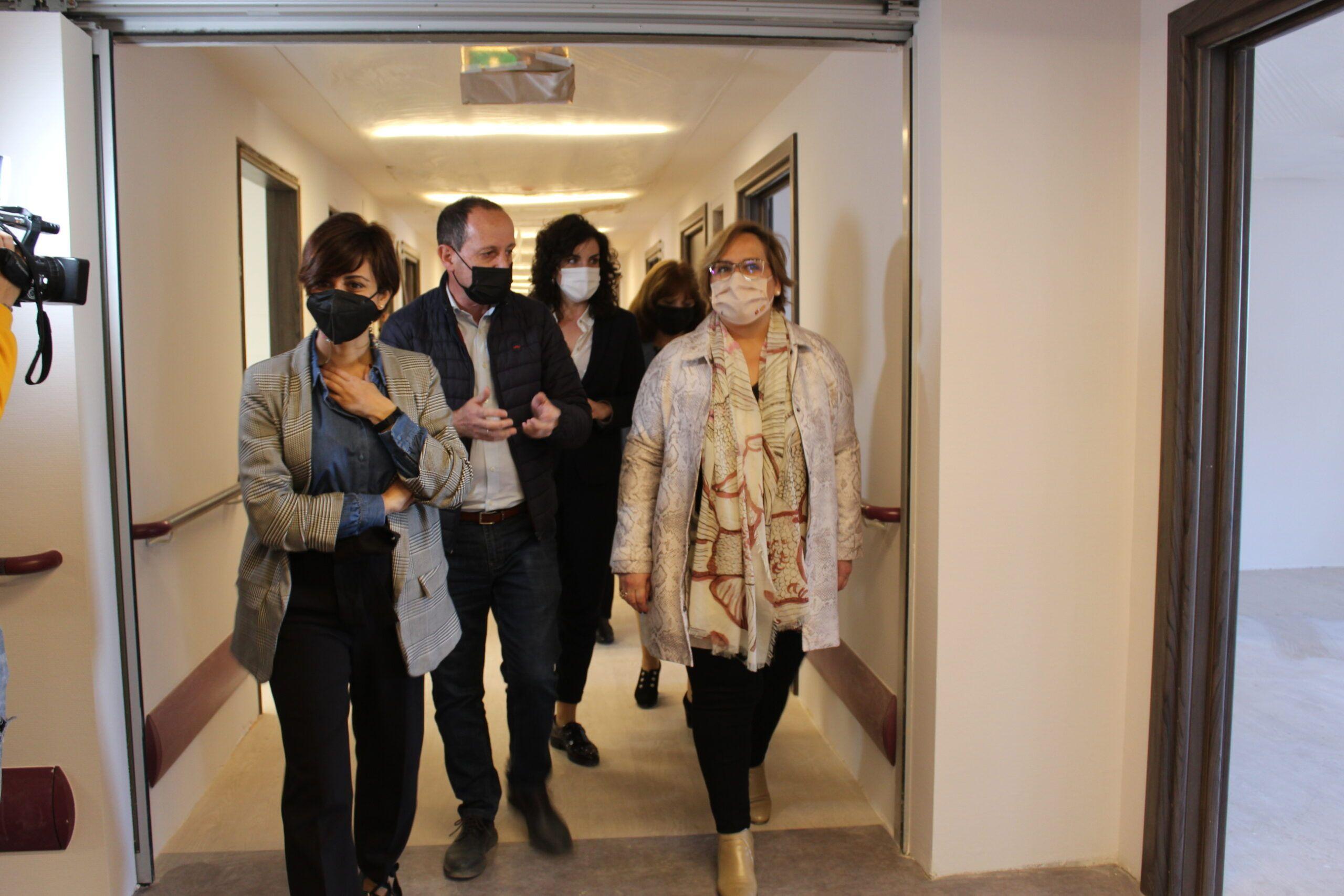 El Gobierno de García-Page invierte 1,8 millones de euros en la adaptación y modernización de la Residencia de Mayores