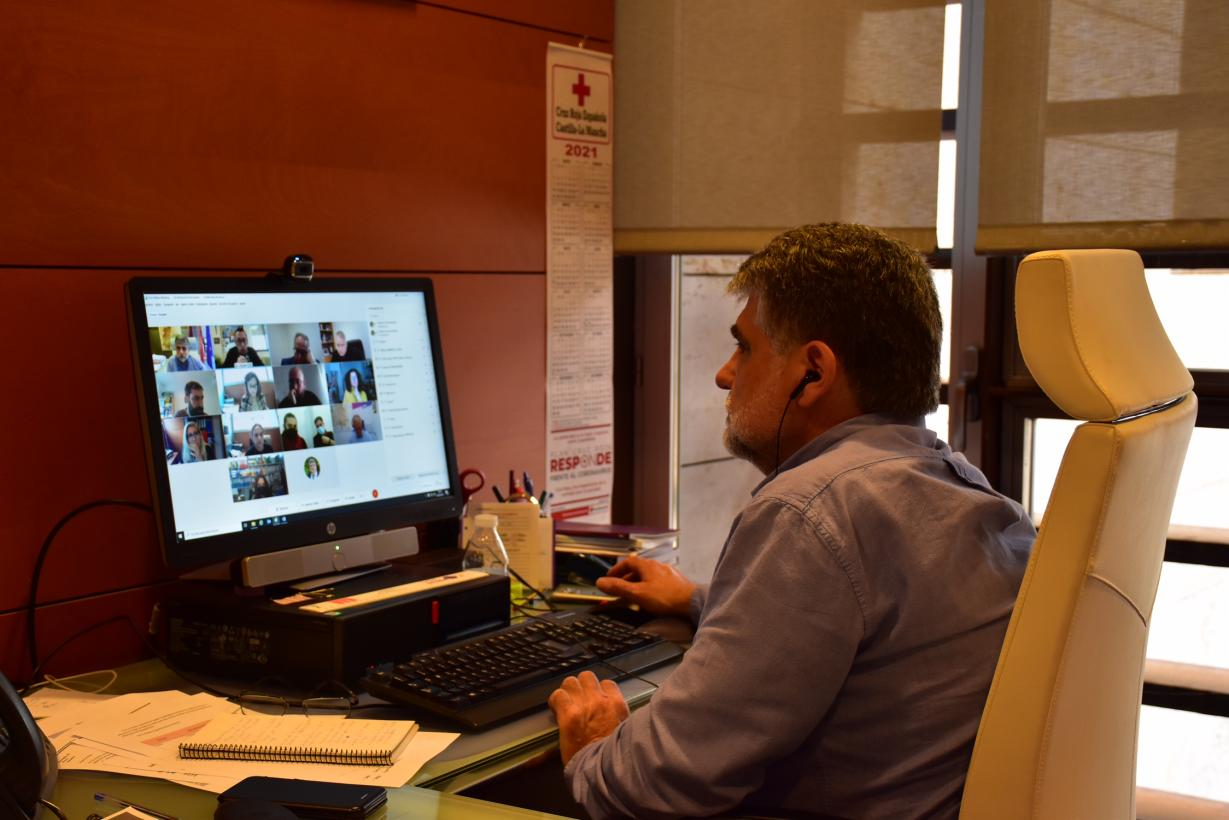 El Gobierno de Castilla-La Mancha avanza en la creación de la `Estrategia de Atención Integral a las Personas Sin Hogar´
