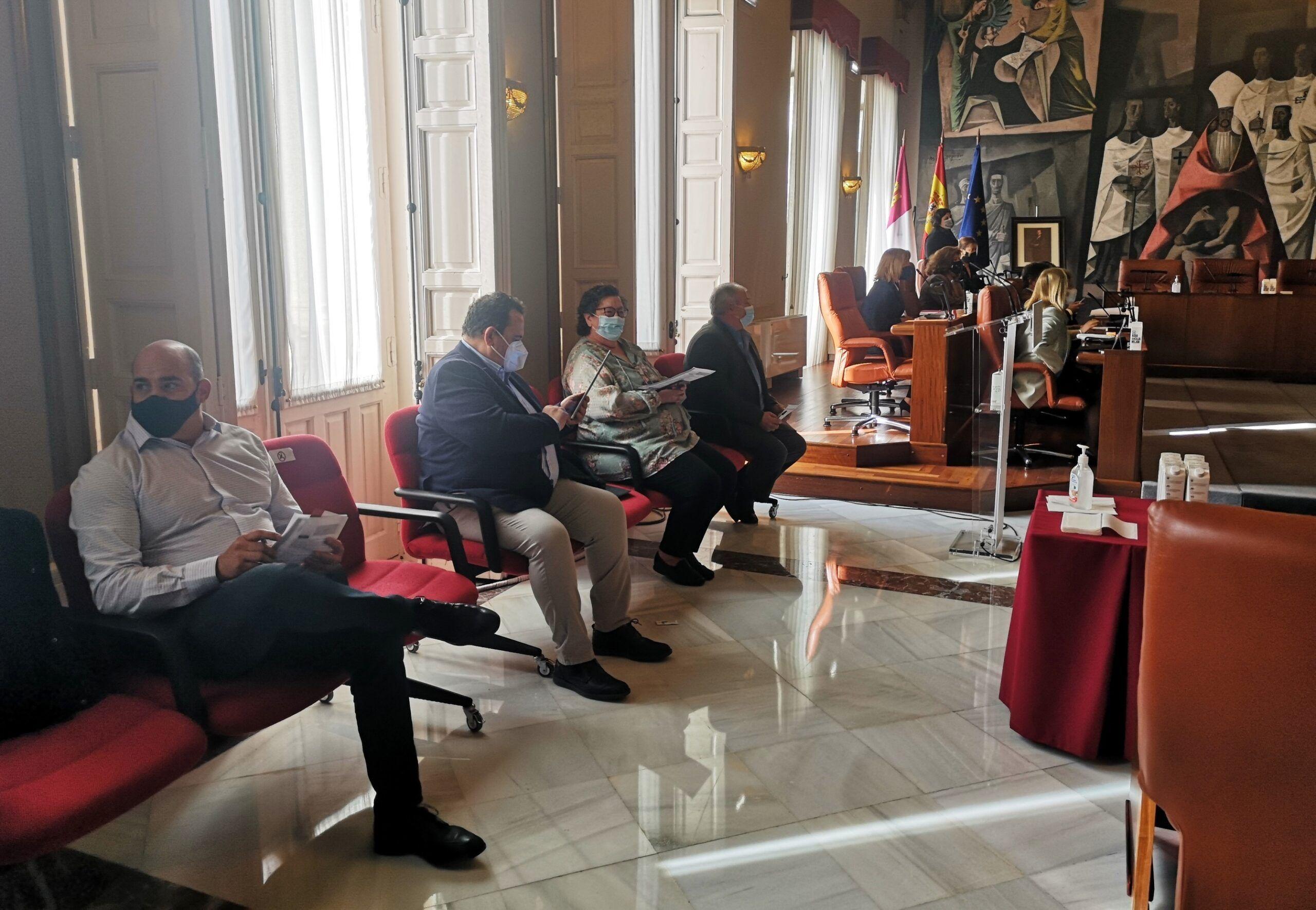 El Partido Popular en Diputación pide acelerar la firma del convenio entre Diputación y Junta sobre el Plan de Empleo
