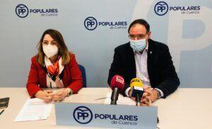 """El PP califica la gestión de la Juntatras cumplirse un año de pandemia como """"el peor gobierno que hemos podido tener"""""""