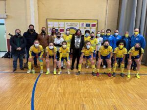 El Gobierno regional destaca el buen momento del fútbol sala femenino, con cuatro de los siete equipos de segunda en fase de ascenso a la máxima categoría