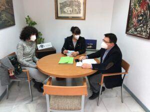 El Ayuntamiento mantiene su compromiso y colaboración con el acceso a la salud que promueve Médicos del Mundo
