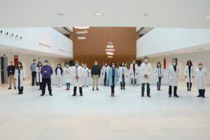 Las consultas externas de Cirugía General y Aparato Digestivo se incorporan al Hospital Universitario de Toledo