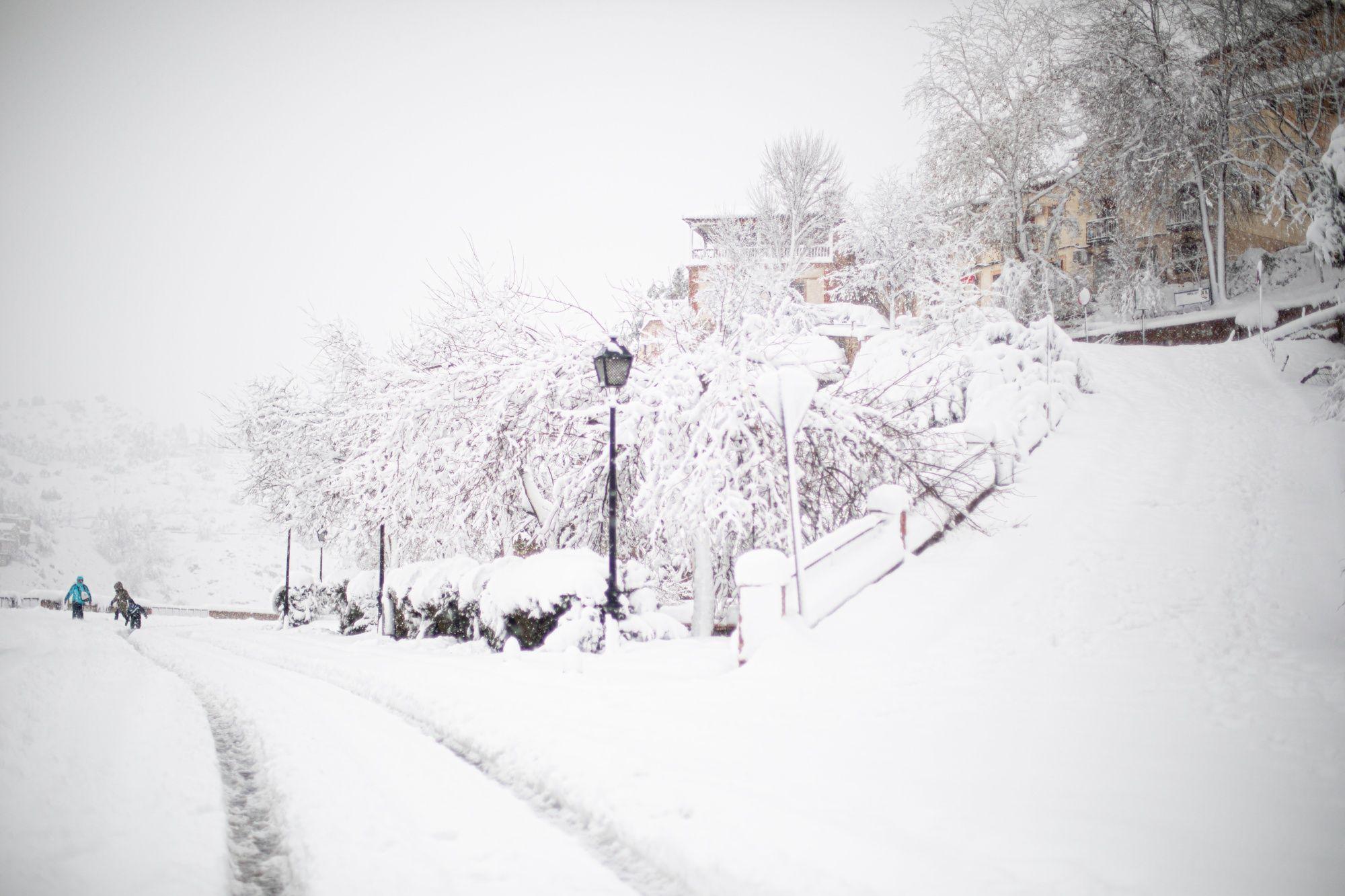 Ciudadanos considera que comprar vehículos como planea el PSOE no bastará si se produce otra gran nevada en Toledo