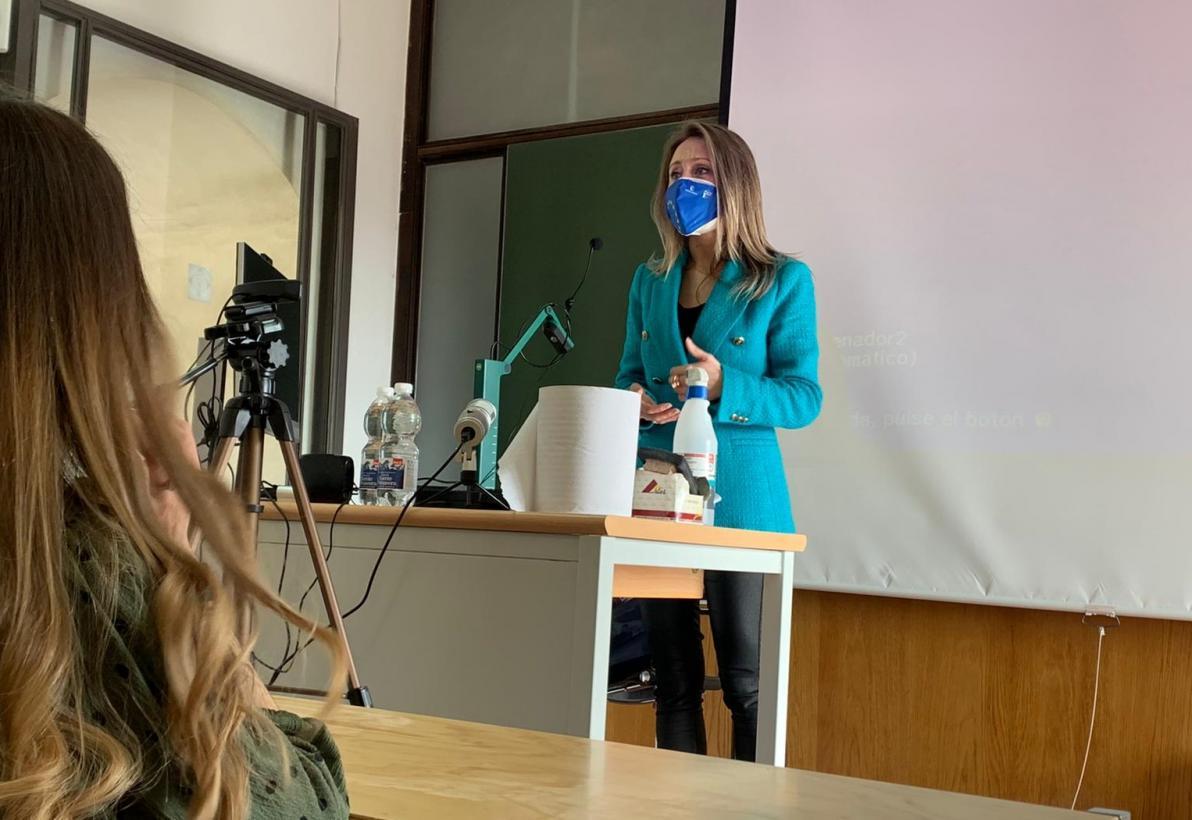 El Gobierno de Castilla-La Mancha acerca el funcionamiento y las políticas de la Unión Europea a los alumnos de la UCLM