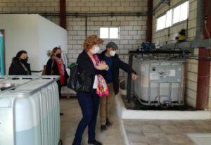 El Gobierno regionalinvierte 29.000 euros para renovar las instalaciones en alta del abastecimiento de agua de Valdemanco del Esteras y Agudo